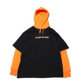 20 LAYERED LS (ORANGE)