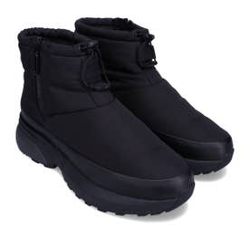 ACTIVE WINTER BOOTS SHORT (BLACK)