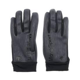 手袋 防風フィールドグローブ DMAQJD92 (グレー)