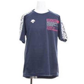 ジュニア バレーボール 半袖Tシャツ Jrプラクティスシャツ DVJNJA55