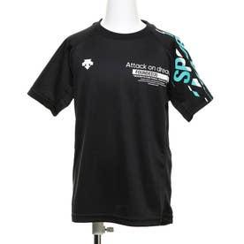 ジュニア バレーボール 半袖Tシャツ ハンソデプラクテイスシヤツ(JR) DVJPJA53