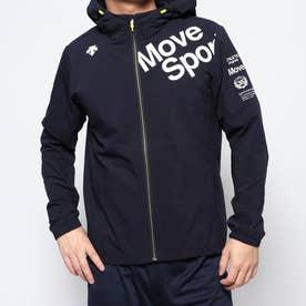 メンズ クロスジャケット エアリートランスファーフルジップパ DMMPJF14