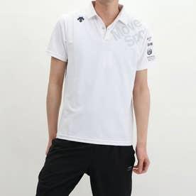 メンズ 半袖ポロシャツ サンスクリーン ポロシャツ DMMPJA74