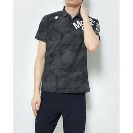 メンズ 半袖ポロシャツ サンスクリーングラフィックポロシャツ DMMPJA76