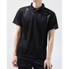 メンズ 半袖機能ポロシャツ ポロシャツ DX-C0765AP (ブラック)