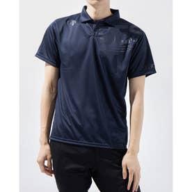 メンズ 半袖機能ポロシャツ ポロシャツ DX-C0765AP (ネイビー)