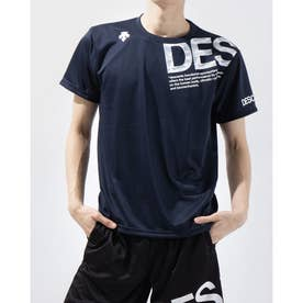 メンズ 半袖機能Tシャツ Tシャツ DX-C0763AP (ネイビー)