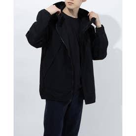 メンズ ウインドフルジップ マウンテンジャケット DX-C0923AP (ブラック)