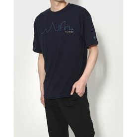 メンズ 半袖Tシャツ ハンソデシャツ DX-C0931AP (ネイビー)