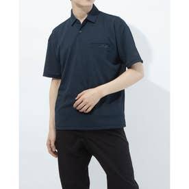 メンズ 半袖ポロシャツ ポロシャツ DX-C0937AP (ネイビー)