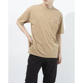 メンズ 半袖Tシャツ ハンソデシャツ DX-C0931AP (ベージュ)