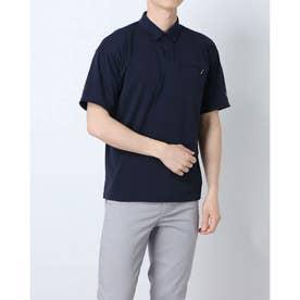 メンズ 半袖ポロシャツ ポロシャツ DX-C0929AP (ネイビー)