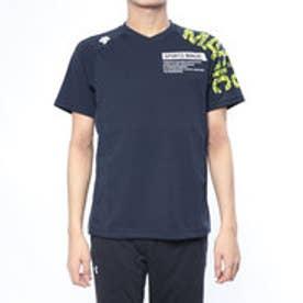 バレーボール 半袖Tシャツ 半袖プラクティスシャツ DVUNJA54