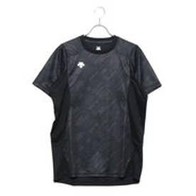 バレーボール 半袖Tシャツ 半袖プラクティスシャツ DVUNJA50