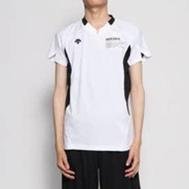 バレーボール 半袖Tシャツ ハンソデプラクテイスシヤツ DVUOJA50