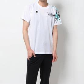 バレーボール 半袖プラクティスシャツ ハンソデプラクティスシャツ DVUPJA53
