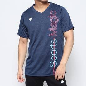 バレーボール 半袖プラクティスシャツ ハンソデプラクティスシャツ DVUPJA54