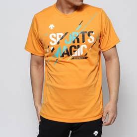 バレーボール 半袖プラクティスシャツ ハンソデプラクティスシャツ DVUPJA52