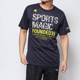 バレーボール 半袖Tシャツ 半袖プラクティスシャツ DVUNJA52
