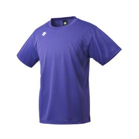 ONE POINT HALF SLEEVE SHIRT (PURPLE)