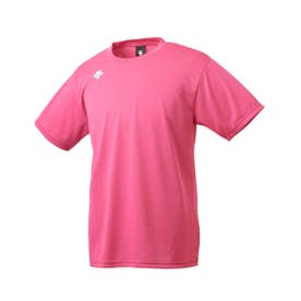 ONE POINT HALF SLEEVE SHIRT (PINK)