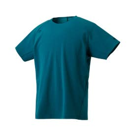 ENGINEERED KNIT T-SHIRT (GREEN)