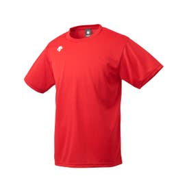 ONE POINT HALF SLEEVE SHIRT (RED)