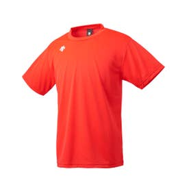 ONE POINT HALF SLEEVE SHIRT (ORANGE)