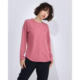 レディース 長袖機能Tシャツ サンスクリーン 長袖Tシャツ DMWQJB50