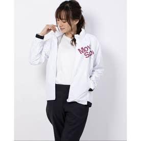 レディース ウインドジャケット コズミックサーモ ジャケット DMWOJF30 (ホワイト)
