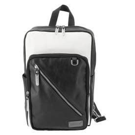 デバイス Shade DBG90049 メガボディバッグ (ブラック/ホワイト)