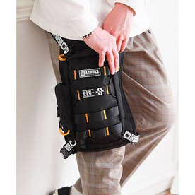 A.T.FIELD CORDURA レッグポーチ (イエロー)