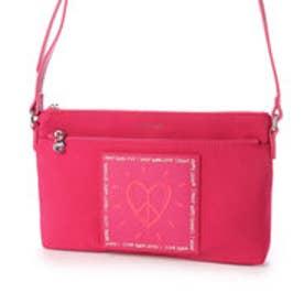 ボディーバッグ (Pink/Red)