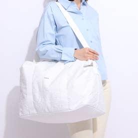 スーツケース DUFFLE BAG NYLON MANDALA EMBROI (ホワイト)