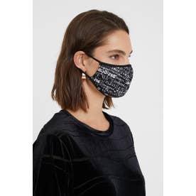 マスク DESIGUAL【返品不可商品】 (ブラック)