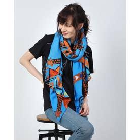 スカーフ SAVANA (ブルー)