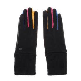 手袋 FUN (グレー/ブラック)