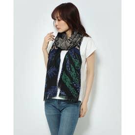スカーフ BALI PATCH (ブルー)