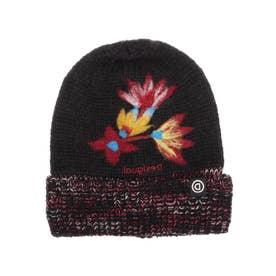 帽子 TWIST (グレー/ブラック)