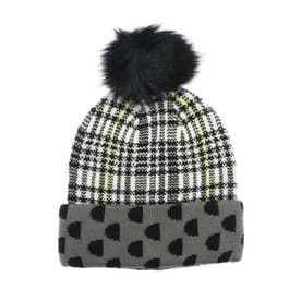 帽子 MONOGRAM REVERSIBLE (グレー/ブラック)