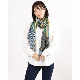 スカーフ FREYJA (ブルー)