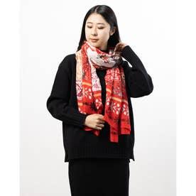 スカーフ INDONESIOS PATCH (ホワイト)