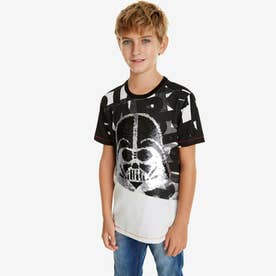 Tシャツ (グレー/ブラック)