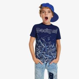 Tシャツ (ブルー)