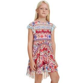 ドレスショート袖 (ホワイト)