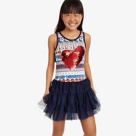 ドレス (ブルー)