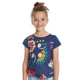 Tシャツ半袖 TENNESSEE (ブルー)