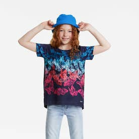 Tシャツ半袖 NEWPORT (ブルー)