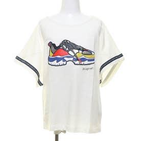 Tシャツ半袖 DERBY (ホワイト)