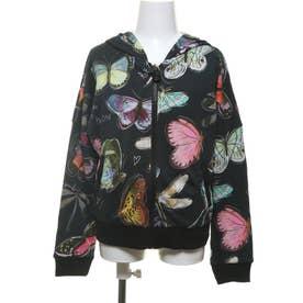 スウェットジャケット MISURI (グレー/ブラック)